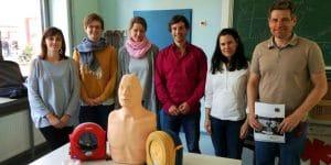 """Projekt """"Retten macht Schule"""" – Lehrerschulung"""