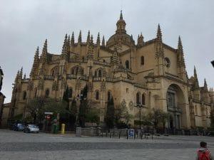 Erasmus Projektmeeting in Madrid