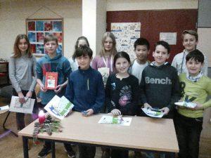 Zum Nikolaus nur Bücher – Lesewettbewerb der Sechstklässler des MPG