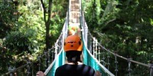 Lehrer hängen in den Seilen – Kletterwaldfortbildung