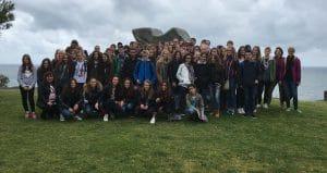 Erasmus+ Projekttreffen in Anglet, Frankreich