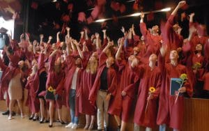 Abiturjahrgang 2017 am Max-Planck-Gymnasium