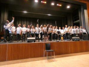 Ein stimmungsvoller und abwechslungsreicher Reigen musikalischer Beiträge: das Sommerkonzert des Max-Planck-Gymnasiums
