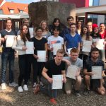 Herzlichen Glückwunsch zum Cambridge Exam 2018